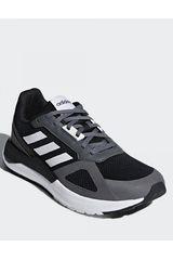 Adidas Plomo de Hombre modelo run80s Deportivo Running Zapatillas