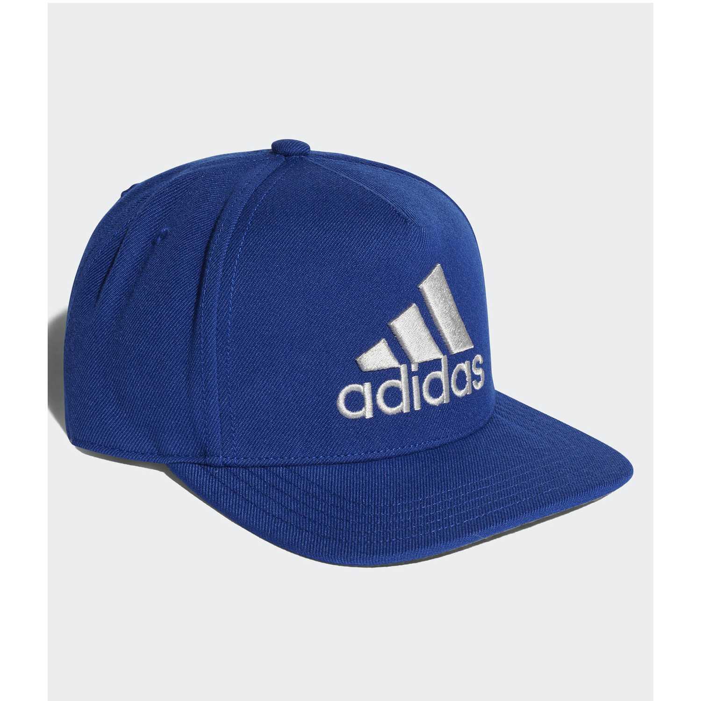 1eaaa66003b3a Gorro de Hombre Adidas Azul h90 logo cap