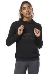 Reebok Negro de Mujer modelo wor delta oth Poleras Deportivo