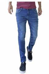 ROCK & RELIGION Azulino de Hombre modelo kristofer Jeans Casual Pantalones