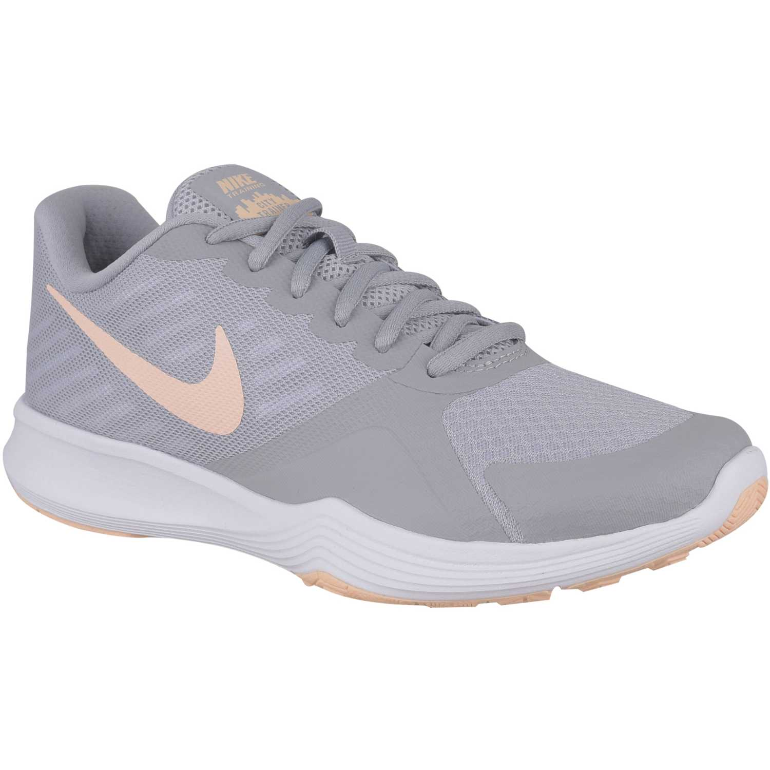 d9161cab76b12 Zapatilla de Mujer Nike Gris wmns nike city trainer