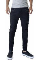 ROCK & RELIGION Negro de Hombre modelo vieira Jeans Casual Pantalones