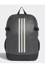 Adidas Gris de Hombre modelo power bp fabric Mochilas