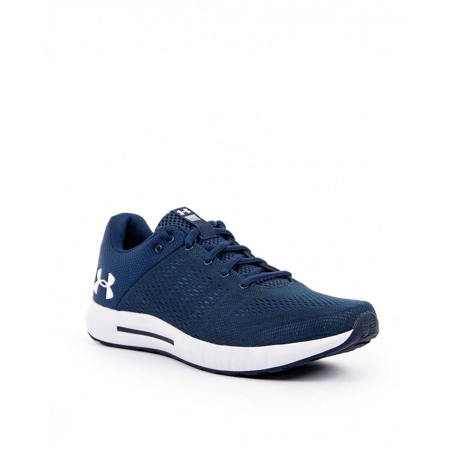 Zapatilla de Hombre Under Armour Azul / blanco ua micro g pursuit-nvy