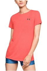 Under Armour Coral de Mujer modelo threadborne train twist-org Deportivo Polos