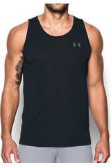 Bividi de Hombre Under Armour Negro ua threadborne tank