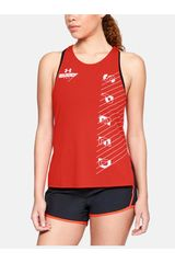 Under Armour Rojo de Mujer modelo live for speed racer-red Bividis Deportivo