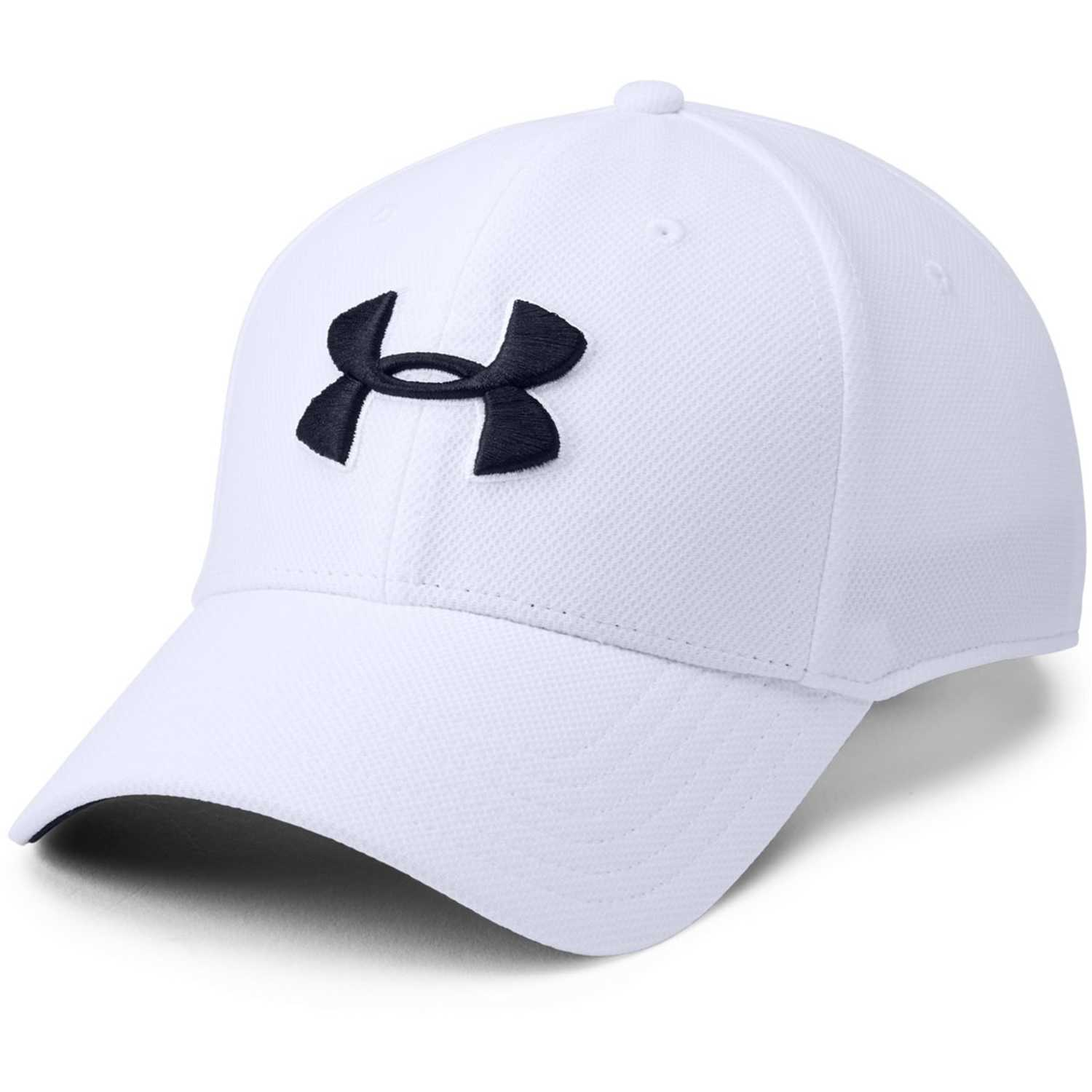 Gorro de Hombre Under Armour Blanco men s blitzing 3.0 cap-wht ... d6b457825b2