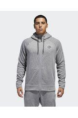 Adidas Gris de Hombre modelo hrdn cml shter Deportivo Casacas
