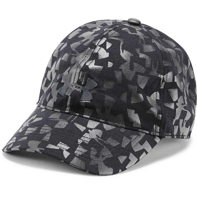 Gorro de Mujer Under Armour Negro  gris ua printed renegade cap ... 192376e660c