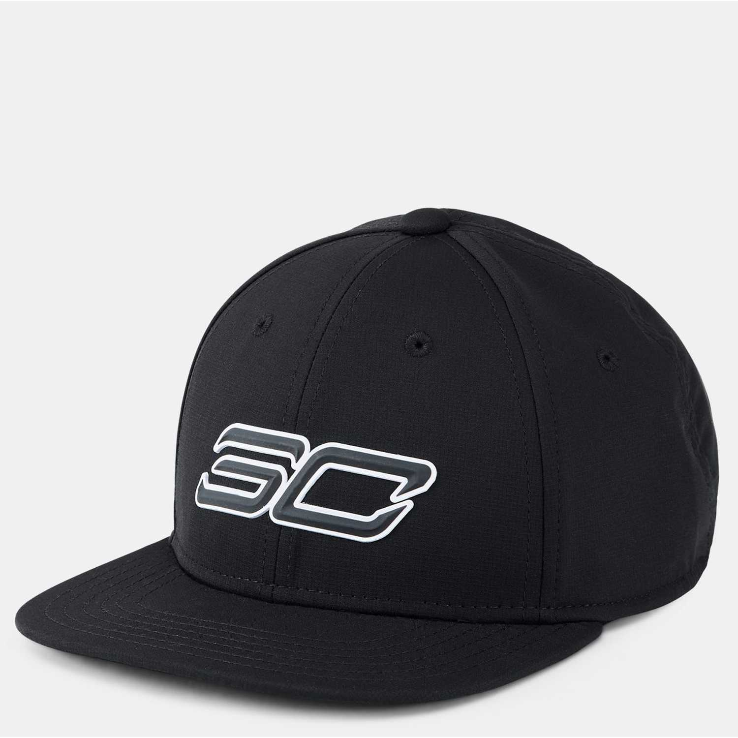 Gorro de Niño Under Armour Negro boy's sc30 core 2.0 cap