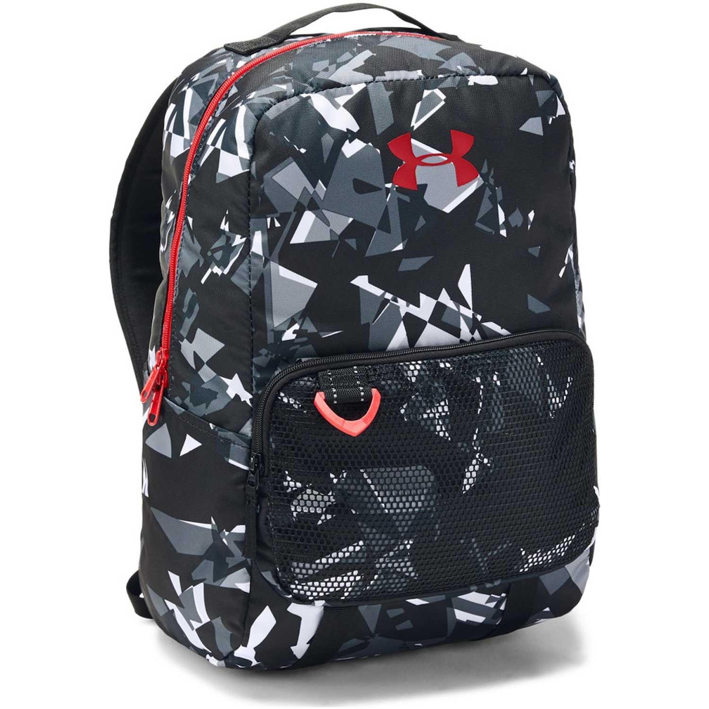 Mochila de Niño Under Armour Negro / plomo boys armour select backpack-wht