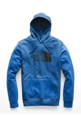 The North Face Celeste / plomo de Hombre modelo m half dome pullover hoodie Casual Poleras