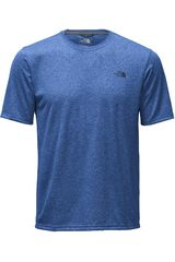 The North Face Azul de Hombre modelo m s/s lfc reaxion crew Polos Casual