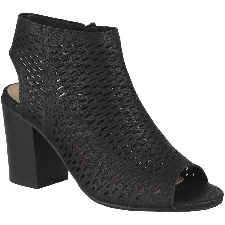Sandalia de Mujer Platanitos Negro sbt extra