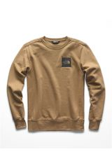 The North Face Mosta de Hombre modelo m novelty box pullover crew Casual Poleras