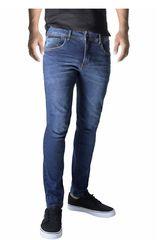 ROCK & RELIGION Azul oscuro de Hombre modelo jhonas Casual Pantalones Jeans