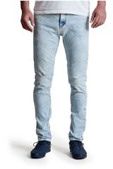 Octodenim Celeste de Hombre modelo norman Pantalones Jeans Casual