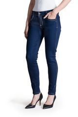 Octodenim Natural de Mujer modelo ale Jeans Casual Pantalones