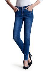 Octodenim Azul de Mujer modelo zoe Pantalones Jeans Casual