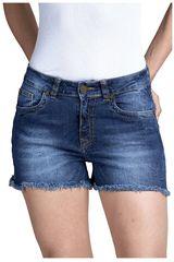 Octodenim Azul de Mujer modelo sofía Casual Shorts