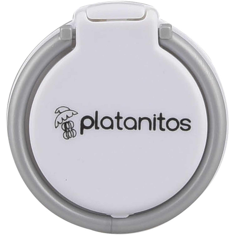 Parante de celular  Platanitos Blanco yc887
