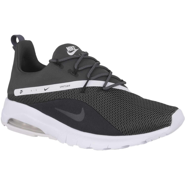 Zapatilla de Hombre Nike Plomo/blanco air max motion racer 2