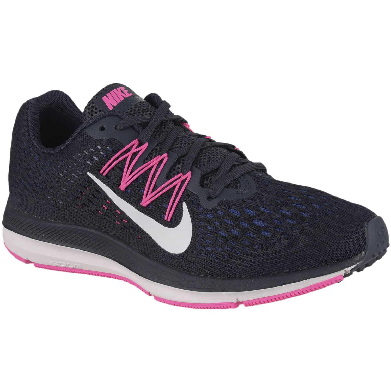 2748e0fbfdf Zapatilla de Mujer Nike Morado   rosado wmns nike zoom winflo 5 ...