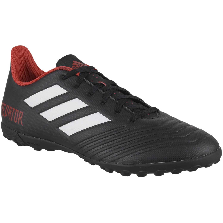 buy online fd8ff d4a43 Zapatilla de Hombre Adidas Negro predator tango 18.4 tf