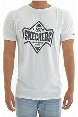 Polo de Hombre Skechers Blanco polo-163-36777dd