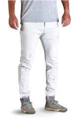 Octodenim Blanco de Hombre modelo sam Pantalones Jeans Casual