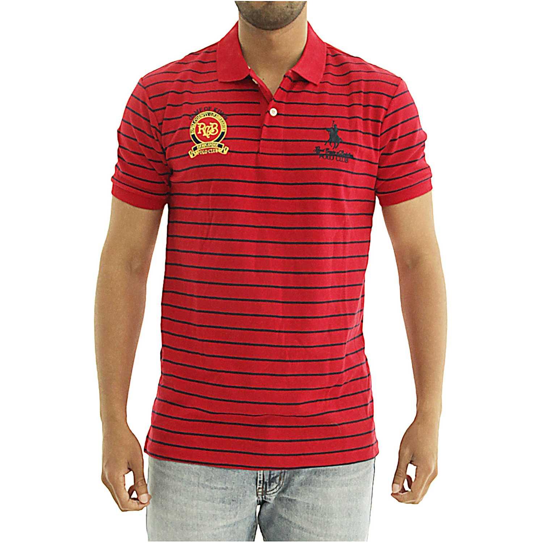 Polo de Hombre BERKSHIRE POLO CLUB Rojo polo-159-0440937