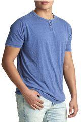 Octodenim Azul de Hombre modelo oliver Polos Casual