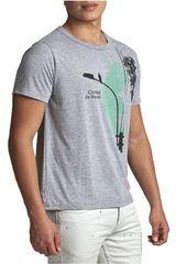 Octodenim Gris de Hombre modelo thiago Casual Polos