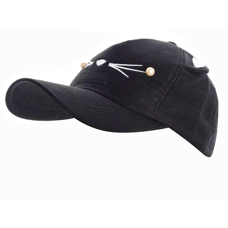 Gorro de Mujer Platanitos Negro mm-01