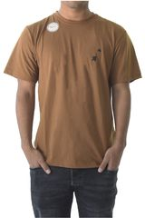 Billabong Marron de Hombre modelo beach clossed Casual Polos