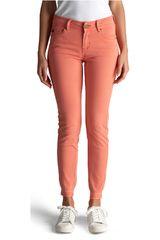 Octodenim Salmón de Mujer modelo davna Casual Pantalones Jeans