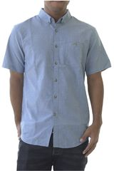 Billabong Celeste de Hombre modelo all day helix ss Camisas Casual