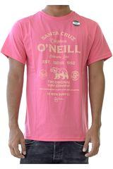 ONEILL Rosado de Hombre modelo lm muir t-shirt Polos Casual