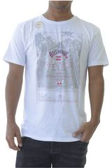 Polo de Hombre Billabong Blanco shoreline-b