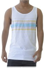 Billabong Blanco de Hombre modelo team stripe Bividis Casual