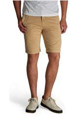 Octodenim Beige de Hombre modelo leo Casual Shorts