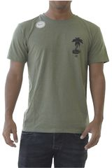 Billabong Verde de Hombre modelo smooth blend Polos Casual