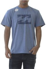 Billabong Azul de Hombre modelo team wave - b Polos Casual
