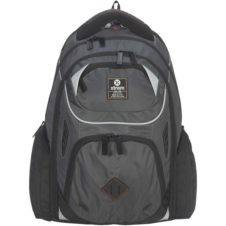 3b5000dfb6e Mochila de Niño Xtrem Gris backpack grey giga 801