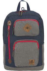 Xtrem Azul / gris de Niño modelo backpack blue/grey wave 804 Mochilas