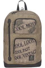 Xtrem Beige de Niño modelo backpack vintage wave 804 Mochilas