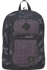 Xtrem Camuflado de Niño modelo backpack black camouflage wave 804 Mochilas