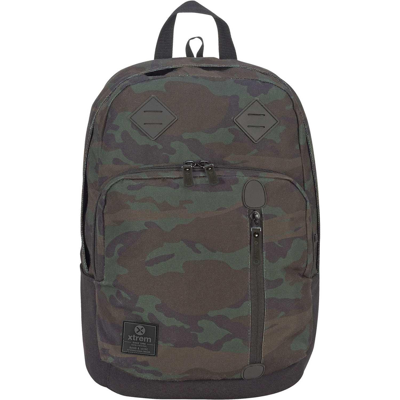 Mochila de Niño Xtrem Camuflado backpack military camo venice 805