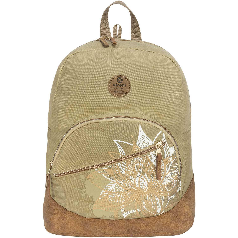 Mochila de Niña Xtrem Beige backpack copper boomerang 809